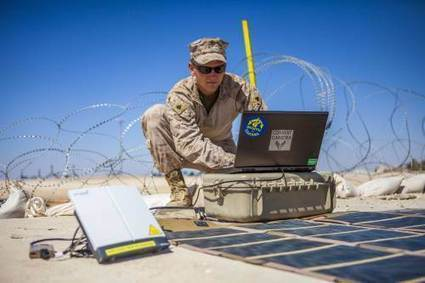 US Marines ExFOB 2014 Seeks Next-Gen Energy Harvesting Systems | Sustain Our Earth | Scoop.it