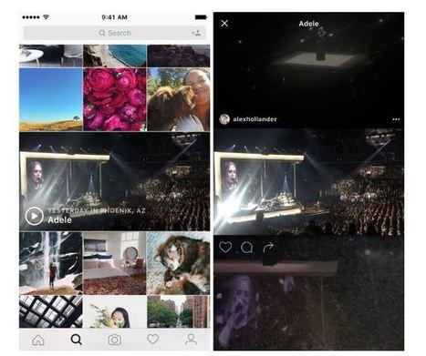 Instagram lance une nouvelle chaîne vidéo dédiée aux Evénements | Référencement internet | Scoop.it