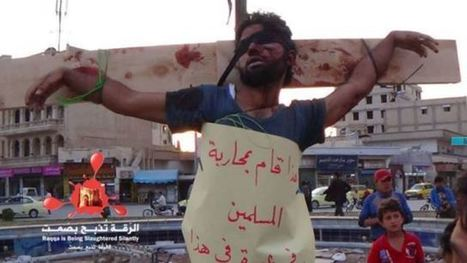 Two Million Syrian Christian Population Being Exterminated by ISIL - Intifada Palestine | Syria | Scoop.it