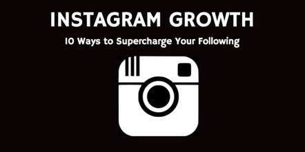 10 tactics to grow followers and engagement on Instagram | MarketingHits | Scoop.it