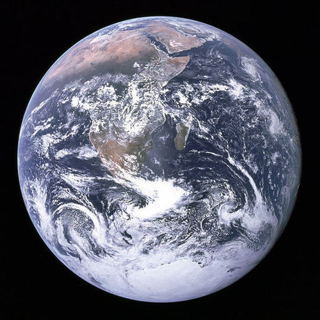 Seeing the Blue Marble for the First Time - Scientific American (blog)   Overview Effect   Scoop.it