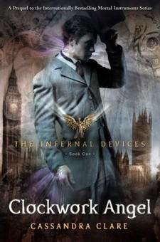 Book One: Clockwork Angel | Cassandra Clare | PSHS Tale of Two Cities | Scoop.it