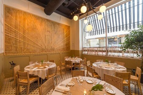 The Mural Private Party Room | Best Restaurants in Union Square NYC | Scoop.it