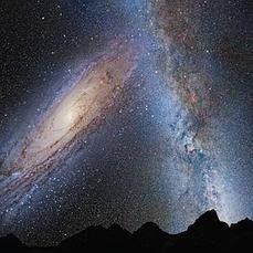 Confirmado: la Vía Láctea chocará con Andrómeda | Ciencia, Tecnología y Economía - Science, Tecnology & Economics | Scoop.it