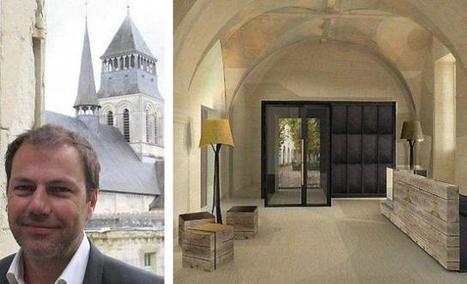 Hôtellerie. Fontevraud l'hôtel, une référence du design - Ouest France Entreprises | Veille hôtelière | Scoop.it