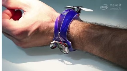 Wrist-Mounted Drone Could Take Perfect Selfie | Chasing the Future | Scoop.it