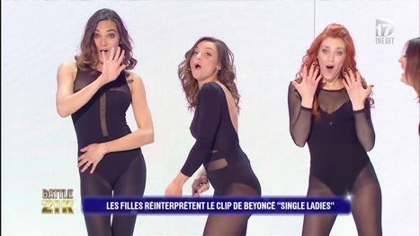 Photos : Eve Angeli, Priscilla Betti, Valérie Bègue, et Anaïs Delva sexy dans la Battle Zik | Radio Planète-Eléa | Scoop.it