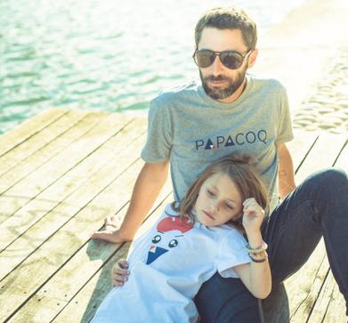 #Manche : Une Tourlavillaise lance sa marque franco-australienne homme/enfant ! #Tourlaville #Papacoq - Cotentin webradio actu buzz jeux video musique electro  webradio en live ! | Les news en normandie avec Cotentin-webradio | Scoop.it