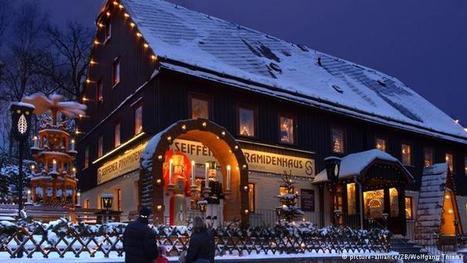Weihnachtliche Traditionen im Erzgebirge | Video-Thema | DW.DE | 17.12.2014 | deutsch ist super, deutsch ist toll! | Scoop.it