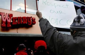 How Fast Food Companies Steal Workers' Pay - COLORLINES | real utopias | Scoop.it