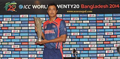 Nepal new Dress for T20 World Cup 2014 | Googly Mania | Scoop.it