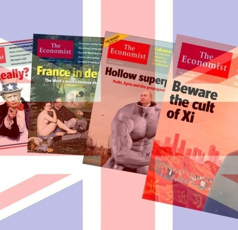 """The Economist"": le journal qui ne connaît pas la crise 