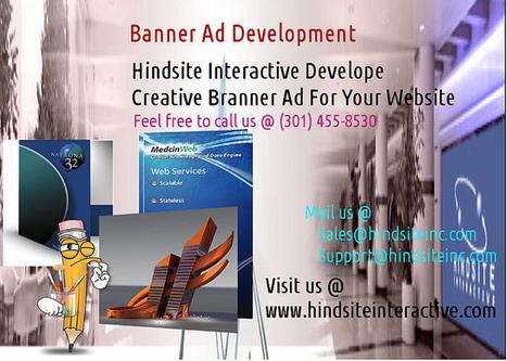 Banner Ad Development Service | Hindsite Interactive Website Developers | Scoop.it