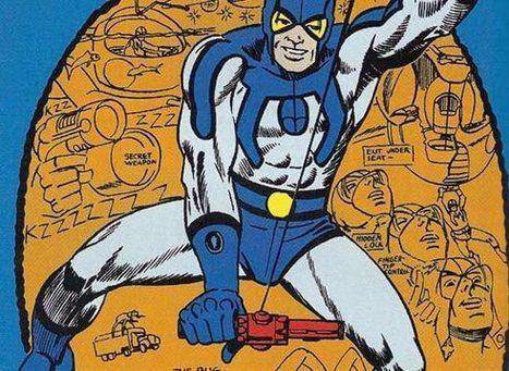 Qui y avait-il avant Watchmen ? | A propos de la bande dessinée | Scoop.it