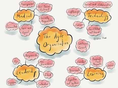 4 Aspects of the Agile Organisation | Management de demain | Scoop.it
