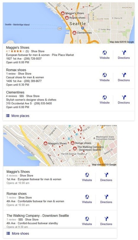 Google Increases Width of Main Search Results Column | SEO | Inbound Marketing | Scoop.it