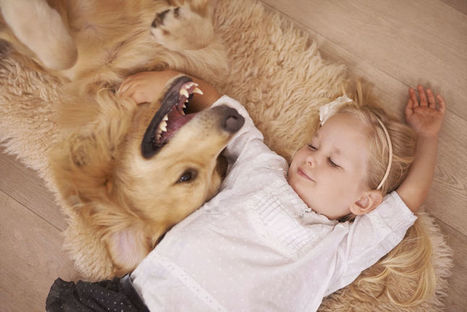 How your children can benefit from owning a pet | Empathy and Animals | Scoop.it