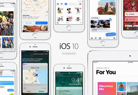 iOS 10 Güncellemesini Herkesten Önce Deneyin   Sosyal Medya   Scoop.it