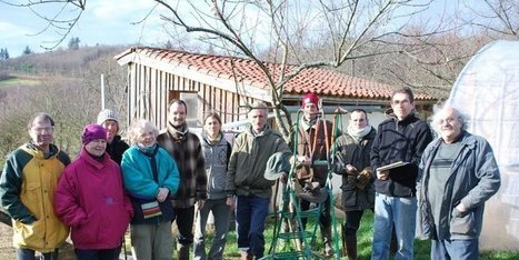 Ils s'occupent des arbres fruitiers | Agriculture en Dordogne | Scoop.it