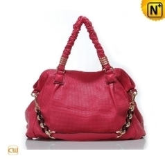Women Red Leather Shoulder Bags CW276101   Women leather bags   Scoop.it