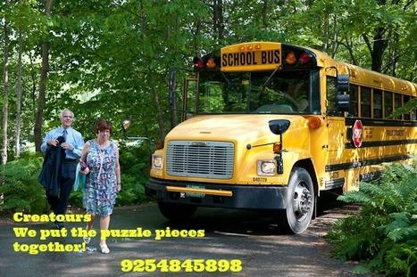 san francisco school transportation | creatours146 | amazing | Scoop.it