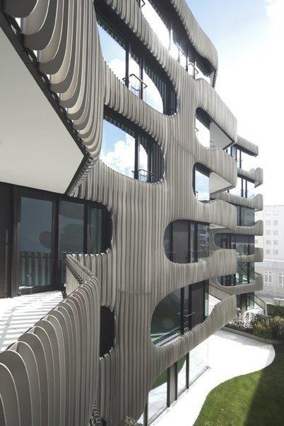 Architecture organique for Architecture organique