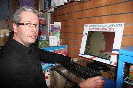 L'Orne teste le « fonctionnaire virtuel » chez le buraliste | Ouest France Entreprises | Geeks | Scoop.it