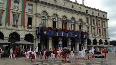 Fêtes de Bayonne : moments de détente pour les festayres - France 3 Aquitaine | BABinfo Pays Basque | Scoop.it
