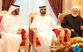 Mohammed welcomes Islamic scholars, Ramadan Forum guests | RichDubai | Scoop.it