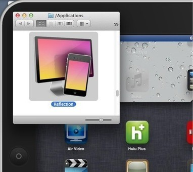 Reflection app goes live, brings iOS screen mirroring to your Mac | Tablets in de klas | Scoop.it