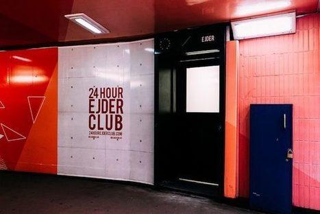 24 Hour Ejder Club élu Meilleur Pop Up Store 2016 | Marketing du point de vente | Scoop.it