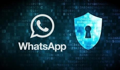 WhatsApp Messenger bietet standardmäßige End-to-End-Verschlüsselung | Spymaster Pro Official Blog | Cell Phone Spy | Scoop.it