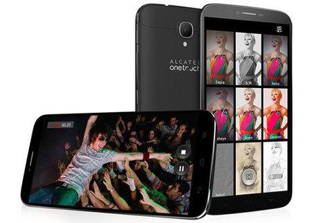 Alcatel dévoile son One Touch Hero 2 : le Note 4 en ligne de mire - Tablette Tactile | ALCATEL ONE TOUCH vu par le web | Scoop.it