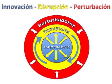 Innovación VS Disrupción VS Perturbación Educativa | Edumorfosis.it | Scoop.it