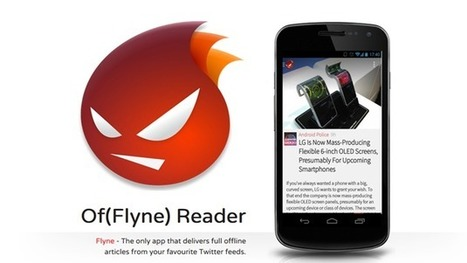Flyne and Switchr: Two beta apps to keep on your radar | Android ... | sdk | Scoop.it