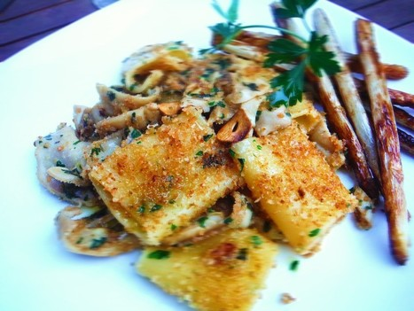 Paccheri with Razor Clams and white Asparagus   Le Marche and Food   Scoop.it