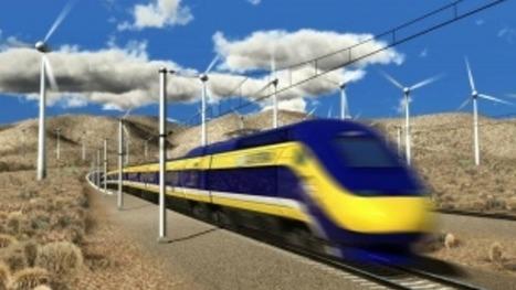 Los trenes de holandeses funcionarán sólo con energía eólica a partir de 2018 | Infraestructura Sostenible | Scoop.it