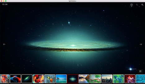 LightGallery - Une visionneuse d'images pour Mac, Windows et Linux | Chroniques libelluliennes | Scoop.it