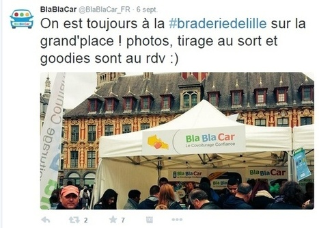 BlaBlaCar, le community management qui roule | CommunityManagementActus | Scoop.it