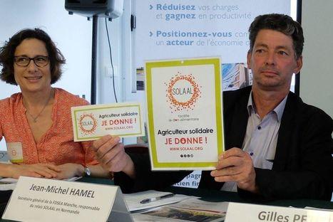 Les agriculteurs bretons contre le gaspillage - Le Parisien | Le Fil @gricole | Scoop.it