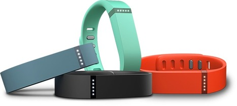 Fitbit Flex Fitness Tracker Review - Fashion Gadgets | Wearable Technology | Scoop.it