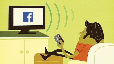 Nielsen Will Add Facebook to Its Social Ratings to Measure Conversation Around TV | Video in a connected world | Scoop.it