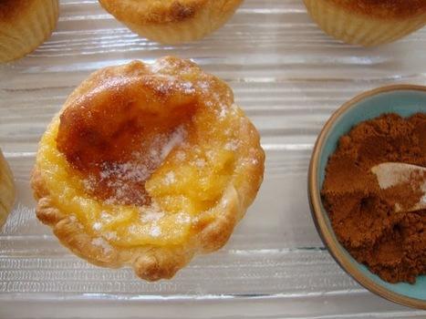 As Minhas Receitas: Pasteis de Nata | Foodies | Scoop.it