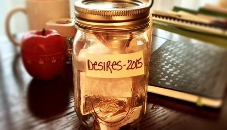 Why Desires Are Better Than Resolutions And Goals | Joanne Tombrakos | LinkedIn | Inspiration & Motivation | Scoop.it