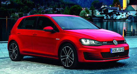 VW Releases New Photos of the Golf GTD, Equipment Details - Carscoops (blog) | European Autos | Scoop.it