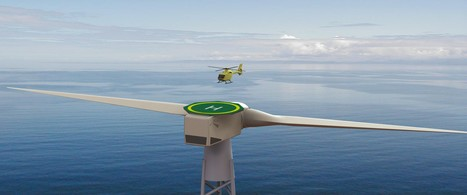 Scots approve giant two-bladed offshore wind turbine | Energy and Sustainability | Scoop.it