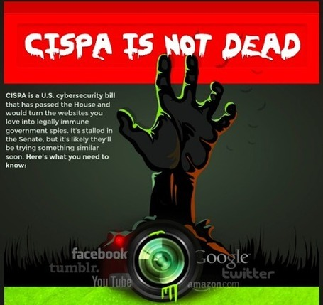 CISPA is NOT dead. Here's why... | Technology Advances | Scoop.it