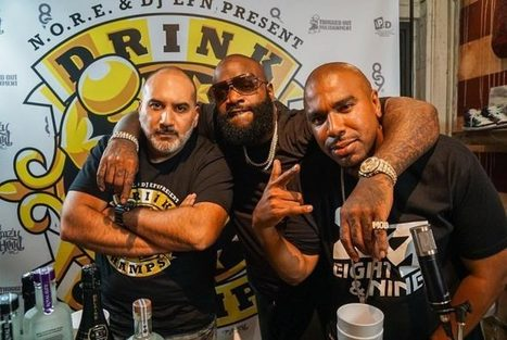 NORE's Drink Champs Just Keeps Getting Better.  Rick Ross Fires Legitimate Shots At Drake On Latest Podcast Episode (AUDIO) | T.V.S.T. | Celebrity Gossip | Scoop.it