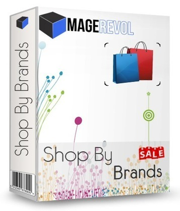 Shop by Brands - Magento Extension by Magerevol   Magento Extensions 2013   Scoop.it