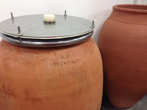 Coming Soon To A Wine Near You: Ancient Amphorae - Forbes | Archeology | Scoop.it